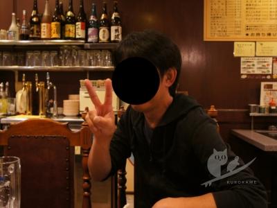 写真:くろかめ10月の飲み食いと打ち合わせ&ロンスプ新調!