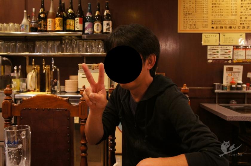 えーちゃんin北加賀屋のお好み焼きハウスMON
