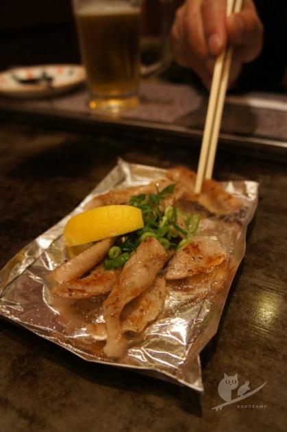 大阪・北加賀屋「お好み焼きハウスMON」の豚平焼き