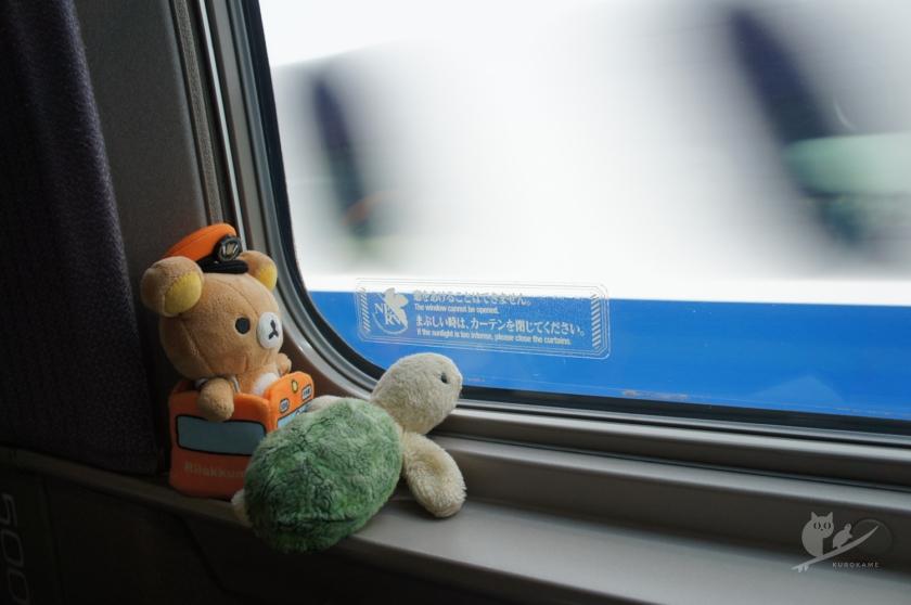 500TYPE エヴァンゲリオン新幹線