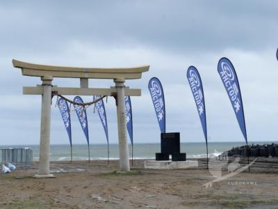 写真:4月30日 千葉 QS6000 Ichinomiya Openとバンクシーと海の駅