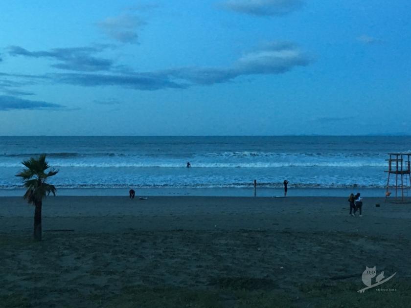 和歌山・磯ノ浦サーフポイントの波