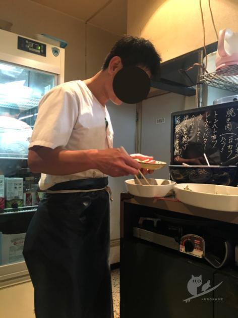 住吉大社・玉水酒店の筋肉イケメン
