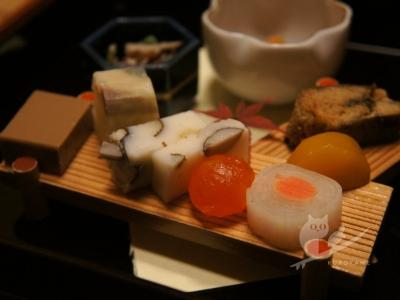 写真:京都・祇園の花咲・萬治郎で仕事仲間と豪華忘年会