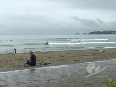 写真:9月29日 和歌山 磯ノ浦大炸裂で久々の某所は大混雑小波ファンウェーブ