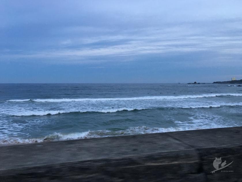 伊勢・市後浜サーフポイント