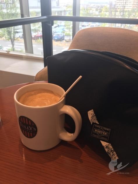 イオン堺鉄砲町のタリーズコーヒー