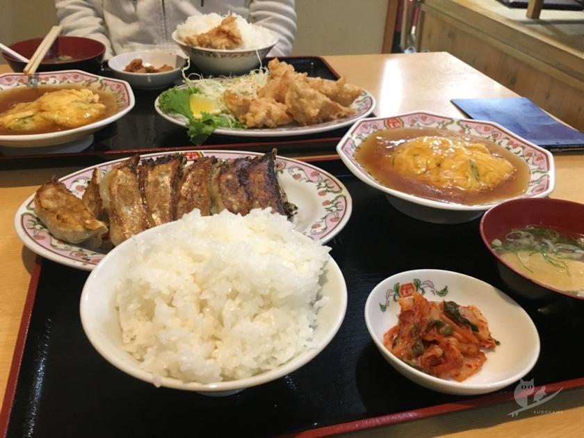 餃子の王将・与謝野店