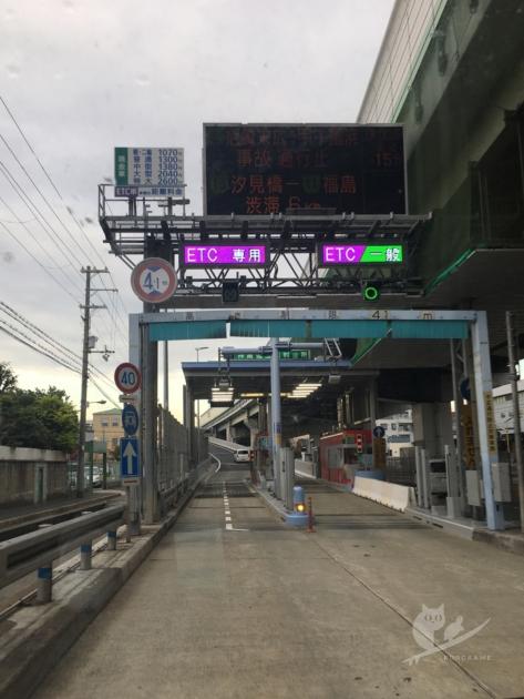 阪神高速堺線最寄り入口がやっと開通