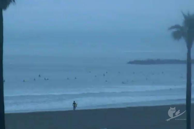 和歌山・磯ノ浦サーフポイントのライブカメラ