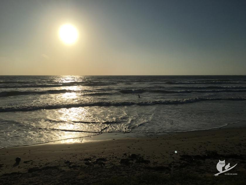 伊勢・国府の浜サーフポイント
