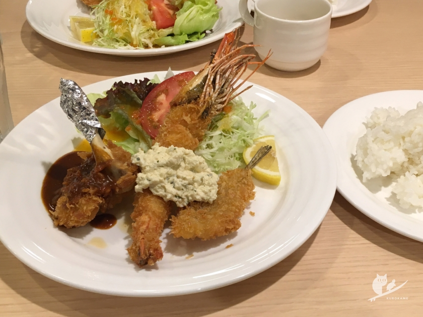 大阪・住之江の洋食にし