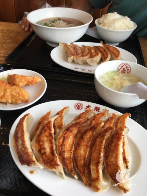大阪王将 鳥取千代水店