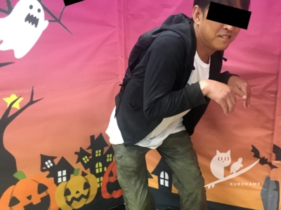 写真:10月27日 福井 まさかの丹後ダイバートでオバケ頭からのフィーバー波