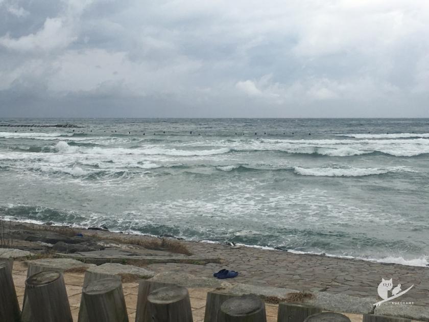 京丹後・八丁浜サーフポイント