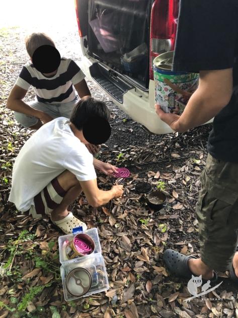蚊取り線香品評会