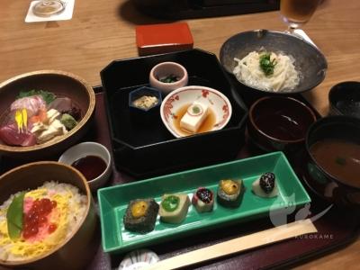 写真:After Birthdayとばかりに飲んで飲んで京都でも飲んでお腹も増量