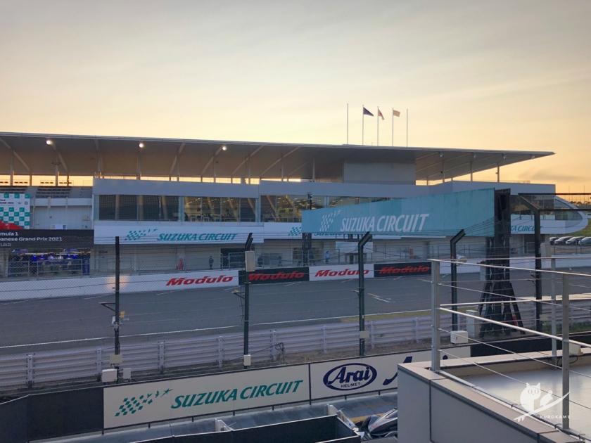 鈴鹿サーキット MFJ-GP 2020