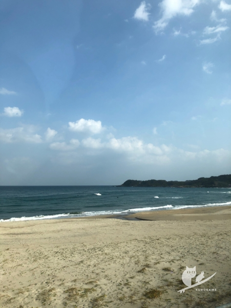 鳥取・石脇サーフポイント