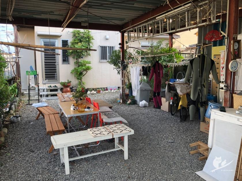 徳島・海部のゲストハウスふくちゃん