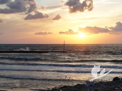 写真:9月19日 石川 西向きの波を追いかけて能登半島へ!いきなり胸肩波